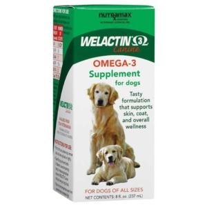 Nutramax Welactin Canine Softgel Capsules